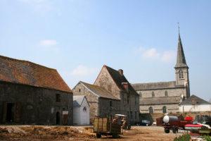 La ferme du Château de Villers-Poterie
