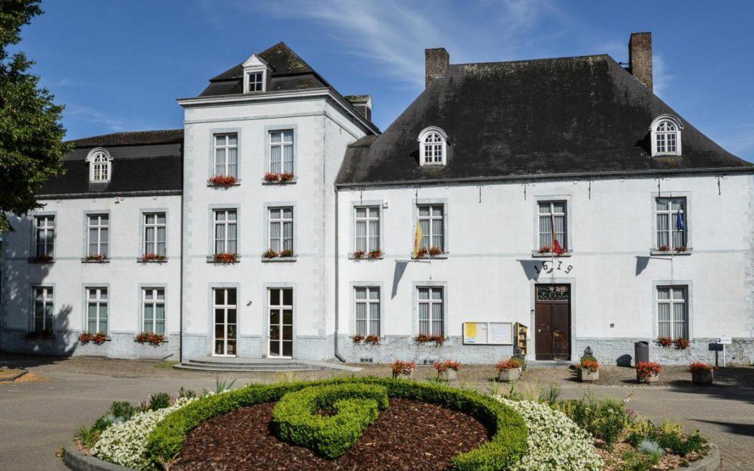 Hôtel de ville – Château d'en haut