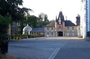 Prieuré et collège St-Augustin – Château d'en bas