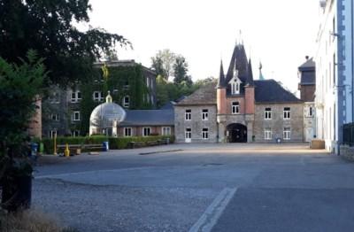 Prieuré et collège St-Augustin - Château d'en bas
